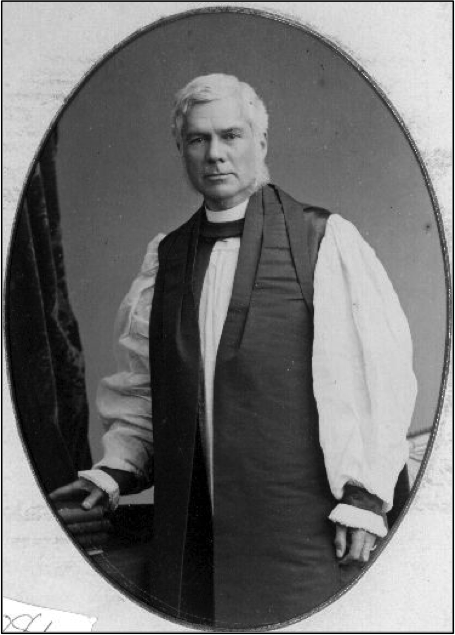 The Right Reverend Bishop William Walsham How
